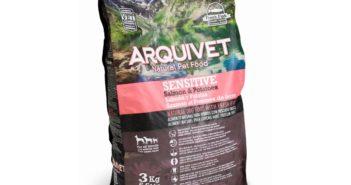 Arquivet Sensitive para perros adultos con intolerancias alimentarias
