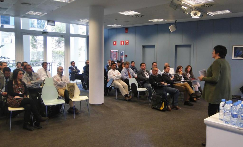 Un momento de la asamblea, que se celebró en El Oceanografic de Valencia.