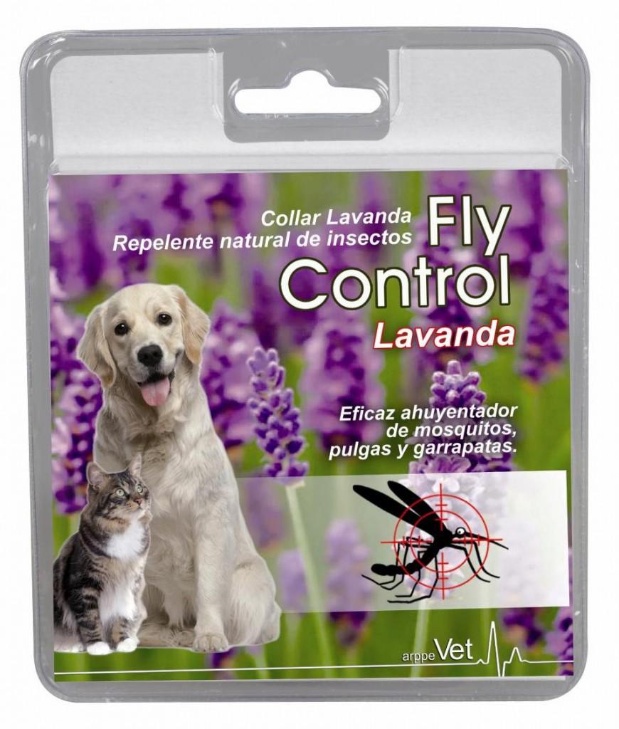 COLLAR FLY CONTROL LAVANDA