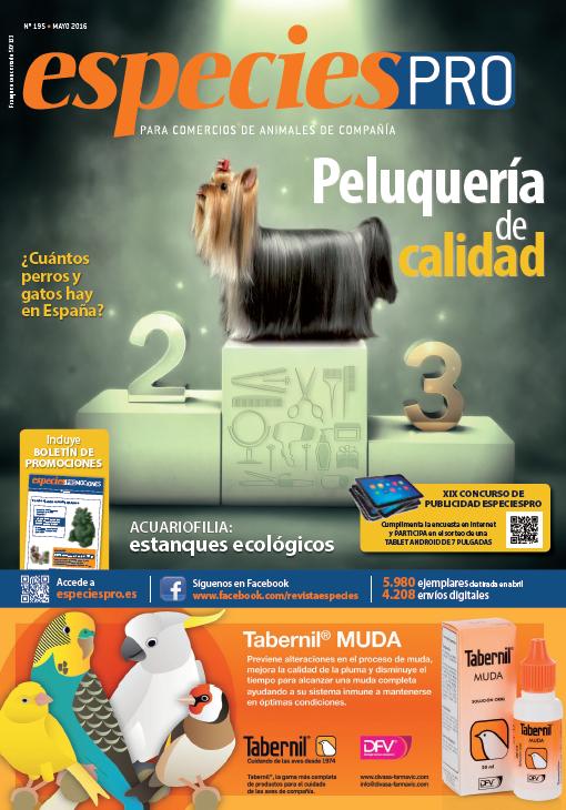 EspeciesPRO nº 195 (mayo, 2016)