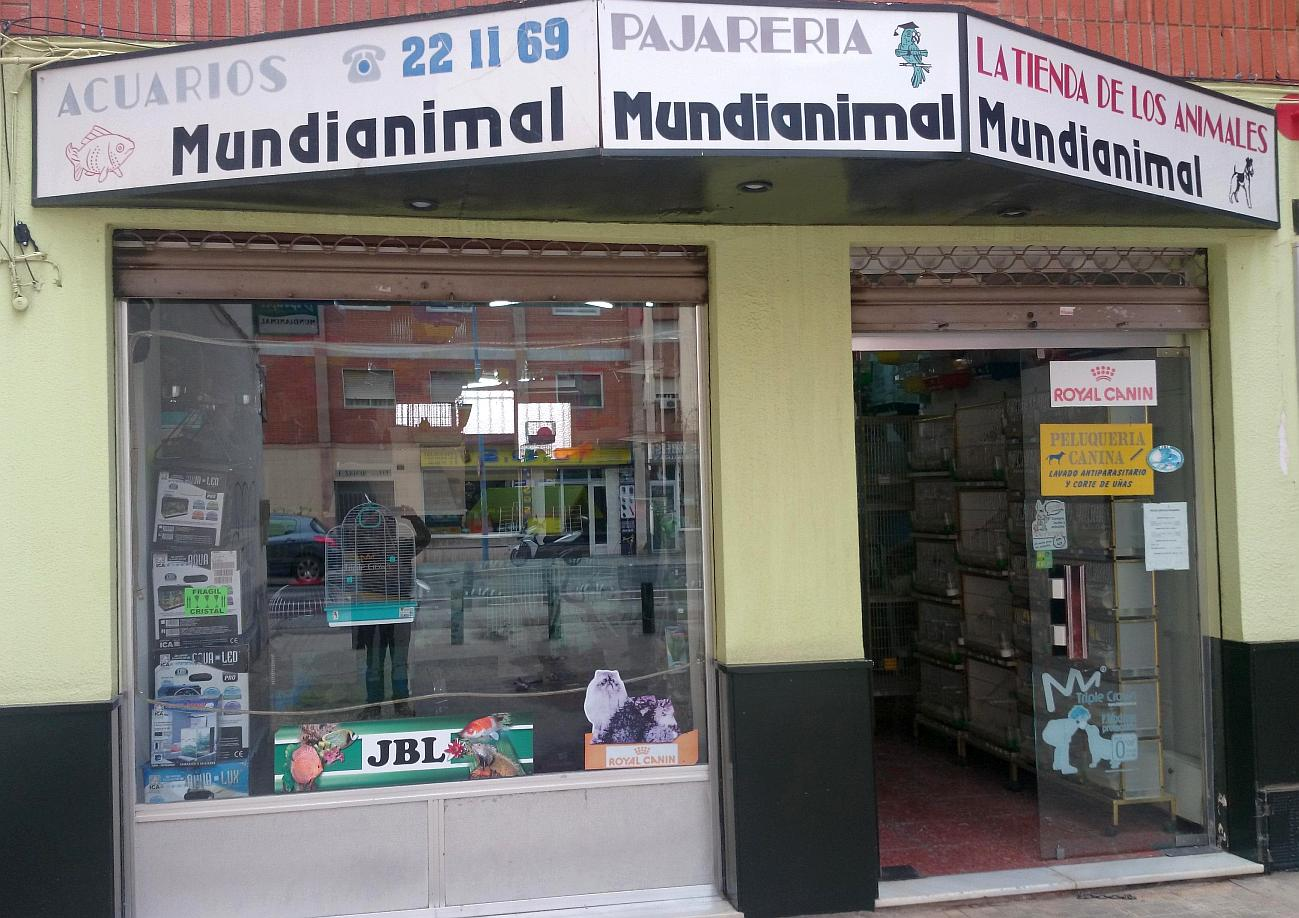 mundianimal fachada