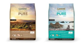 Canidae Grain Free Pure para gatos, de New Global
