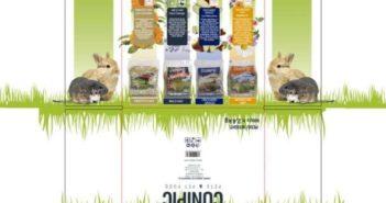Caja degustación de henos gourmet Cunipic Naturaliss