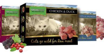 Alimentación cruda para gatos de Natures Menu