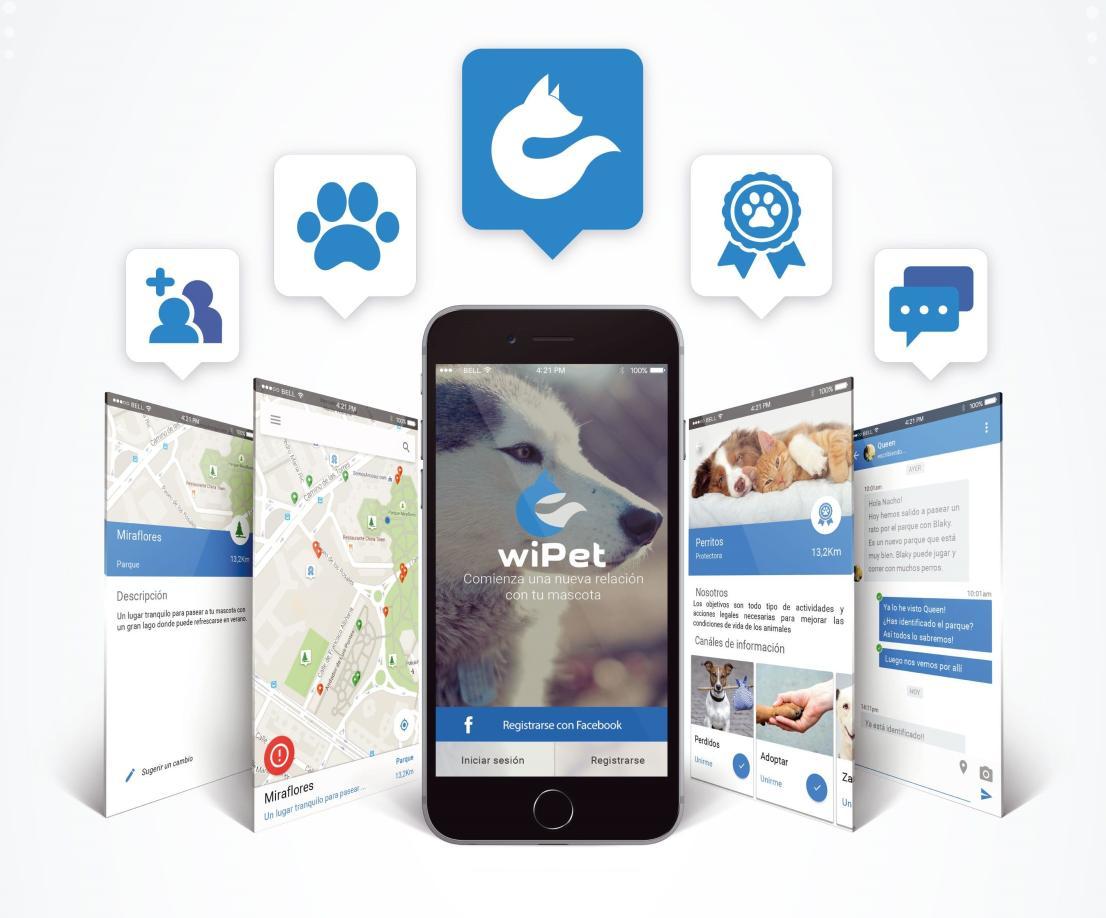 WIPET app