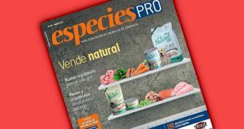 EspeciesPRO 203, marzo 2017, ya online: Alimentación natural