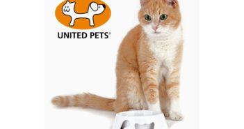 Gloria presenta la nueva línea de comederos Shadow de United Pets