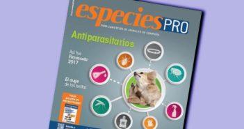 EspeciesPRO 204, abril 2017, ya online: Antiparasitarios