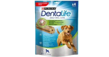 Nuevos snaks dentales Purina DentaLife
