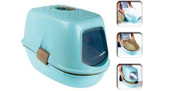 Trixie España comercializa la bandeja higiénica Berto Top