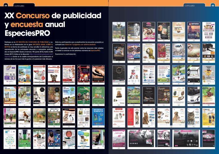 concurso publicidad encuesta especiespro 205