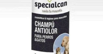Champú antiolor Specialcan Black