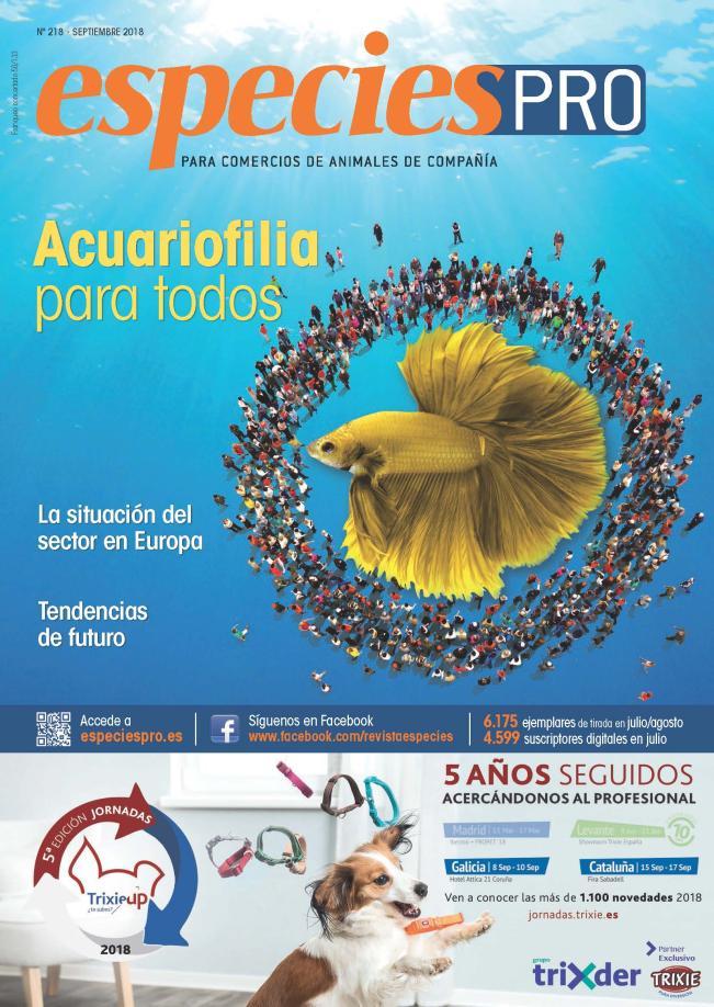 especiespro 218: acuariofilia para todos