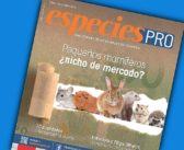 EspeciesPRO 222, enero-febrero 2019, ya online: Pequeños mamíferos