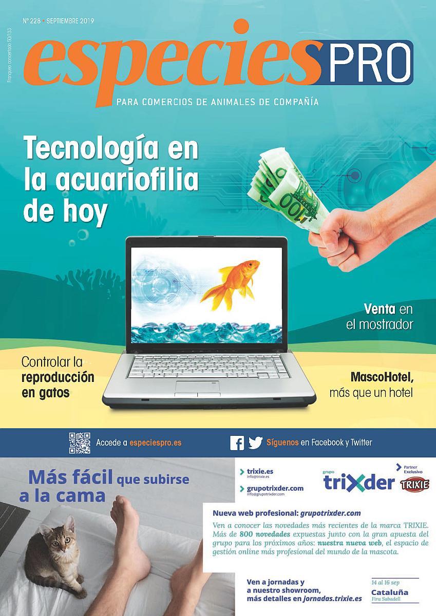 EspeciesPRO 228: Tecnología en la acuariofilia de hoy