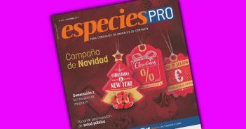 EspeciesPRO 230, noviembre de 2019, ya online: La campaña de Navidad