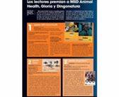 Los lectores premian a MSD Animal Health, Gloria y Dingonatura