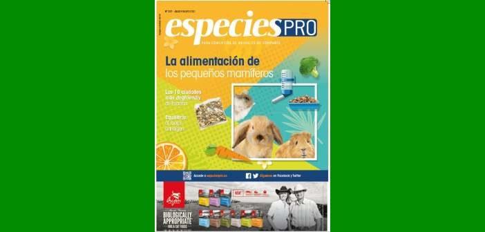 EspeciesPro Nº 237 ya está disponible por y para el profesional