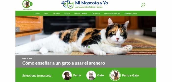 """""""Mi Mascota y yo"""" para informar a los clientes"""
