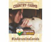 Country Farms donará hasta 50.000 raciones de pienso a protectoras