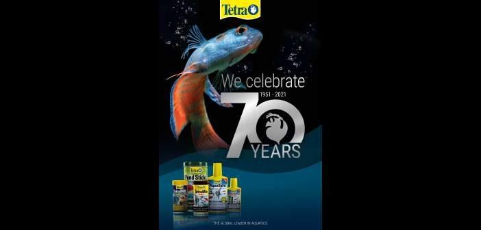 Tetra sortea un Acuario Starter Line por su 70 aniversario