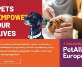 #PetPower: ¿Pueden las mascotas mejorar la salud de los europeos?